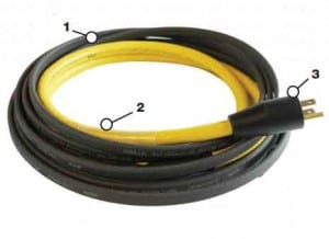 Heat Tracing Cables - TPC Thermo-Trex. - Heating and Process
