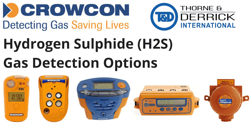 Hydrogen Sulfide Gas Detection in Less