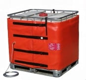 Hazardous Area Zone 1 & Zone 2 ATEX IECEx – IBC Container Heaters