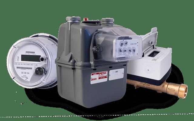 Increasing Electricity Meter : Itron heat meters water gas metering