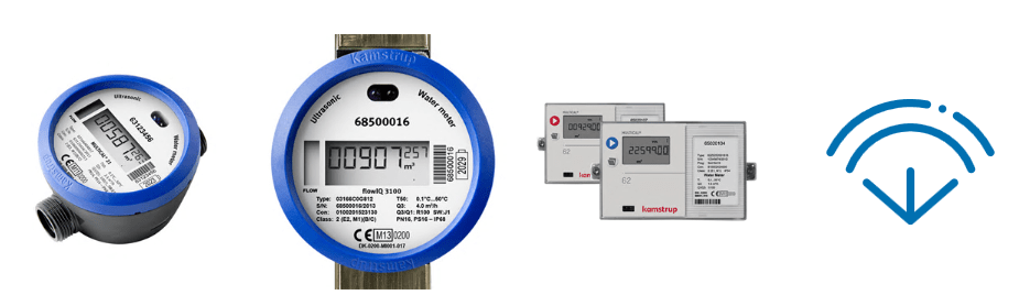 Kamstrup Water Meters