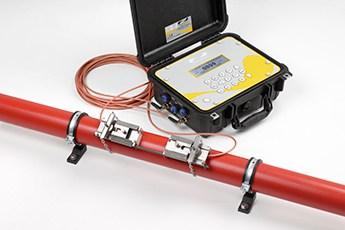 Micronics Portaflow PF440IP Portable Clamp-on Flow Meter
