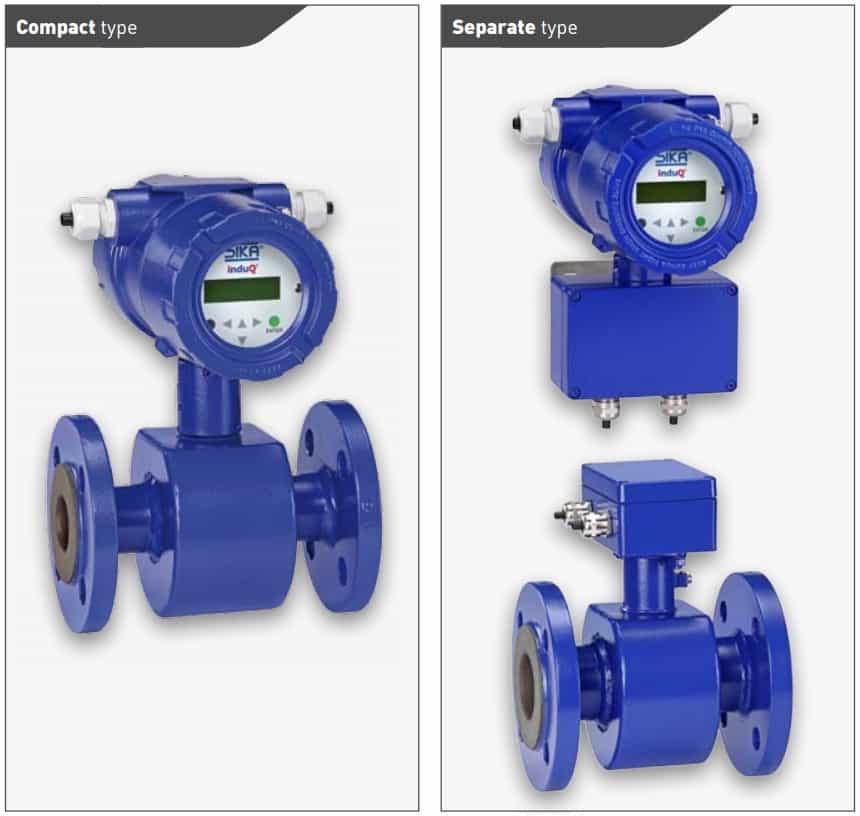 Sika Separate & Compact Magmeters