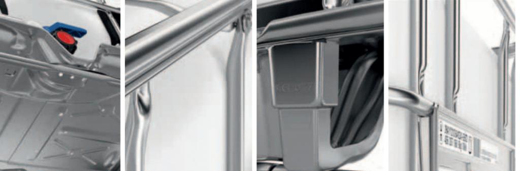 Schutz Ecobulk IBC Containers