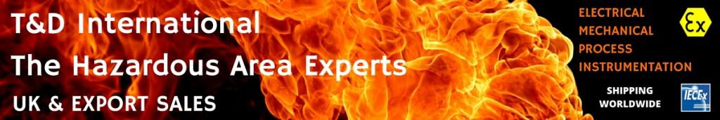 Hazardous Area Flameproof ATEX IECEx Products
