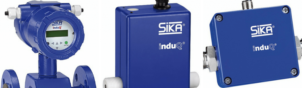 Sika Magmeters - Magnetic Flow Meters For Virtually Any Application