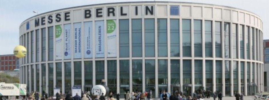 Wasser berlin international exhibition hall