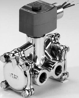 Asco Jpis 8316 Intrinsic Safety Atex Solenoid Valve