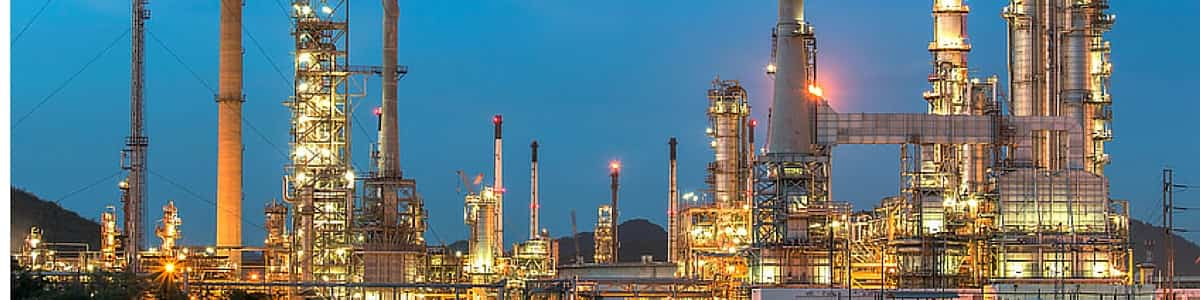 ASCO Solenoid Valves Are Often Used Throughout Refineries In The Oil And Gas Industry