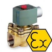 ATEX Solenoid Valves | Hazardous Area Zone 1 & Zone 2 Valves
