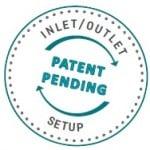 Kamstrup 302 multical inlet outlet setup patent pending