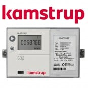 Kamstrup Multical 602 Heat Meter – Ultrasonic Heat Meters MID Class 2