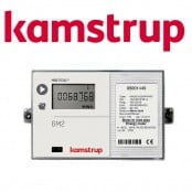 Kamstrup Multical 6M2 Heat Meter – Ultrasonic Heat Meters MID Class 2