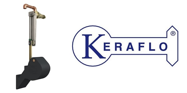 Keraflo Aylesbury 'KAX' Type Float Valve (Delayed Action) WRAS Approved Valves