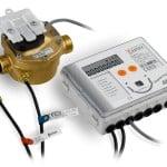 Sontex Superstatic 449 Heat Meter with 449 Integrator