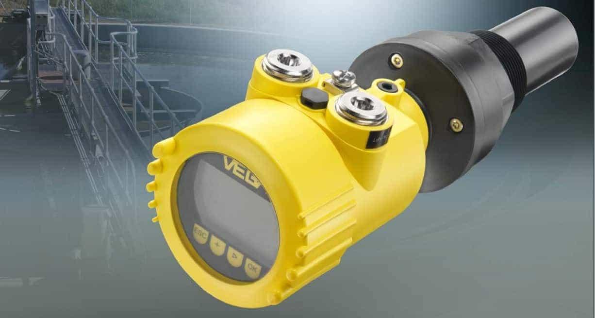 VEGASON Ultrasonic Level Measurement - Suitable For Hazardous Area Applications