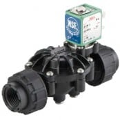 ASCO 212 Solenoid Valves – Water Conditioning & Purification Composite Solenoid Valve