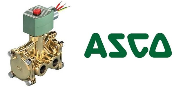 ASCO 316 solenoid valve pilot valve