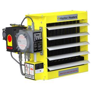 Hazardous Area Electrical Heaters - Hazloc XEU1