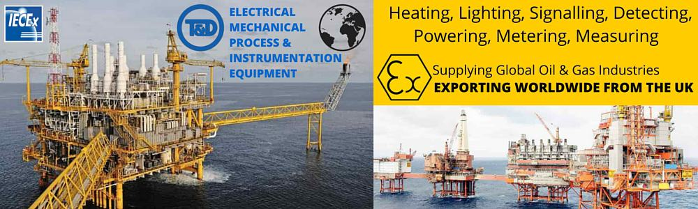 Hazardous Area Heating, Lighting, Signalling, Detecting, Powering - ATEX IECEx
