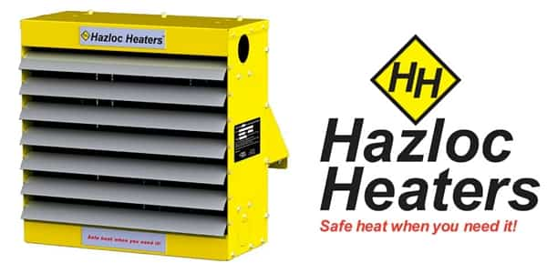 Hazardous Area Electrical Heaters (Explosion Proof) – Hazloc