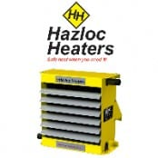 Hazloc Heaters HHP2 Hydronic High Performance Heater – Industrial Heaters