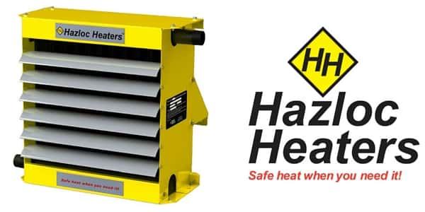 Hazloc Heaters HHP2 Hydronic High Performance Heater