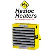 Hazloc Heaters HUH2 Hydronic Unit Heater – Industrial Heaters