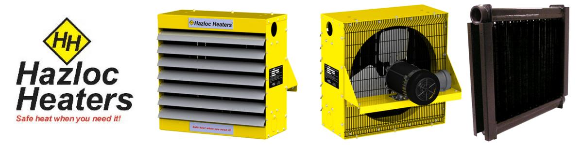 Hazloc Heaters HUH2 Explosion Proof Heaters