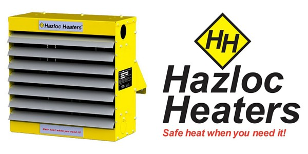 Hazloc Heaters SRH2 Industrial Steam Rig
