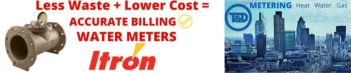 cost of a water meter