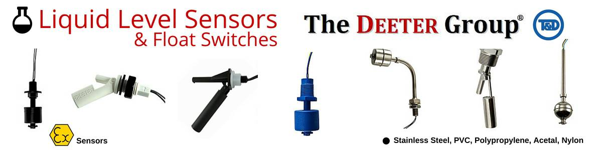 Liquid Level Sensors & Float Switches - Deeter Group - Hazardous Area (ATEX)