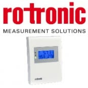 Rotronic CF1 CO2 Gas Measurement Transmitter (+Humidity & Temperature)
