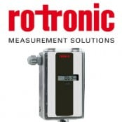Rotronic CF5-W-IND-DISP CO2 Gas Measurement Transmitter (Climate Zone)
