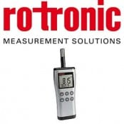 Rotronic CP11 CO2 Gas Measurement Instrument Meter