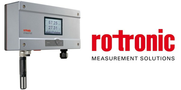 Rotronic HF8 Humidity And Temperature Sensor