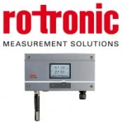 Rotronic Hygroflex8 HF8 Humidity & Temperature Measurement Transmitter