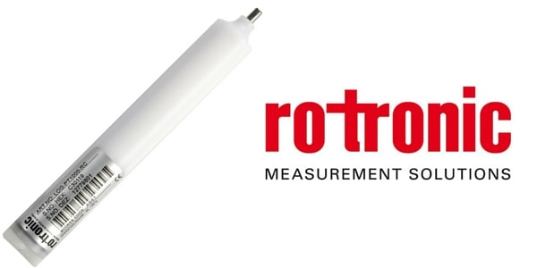 Rotronic HL-RC-T Wirelss Temperature Measurement Datalogger