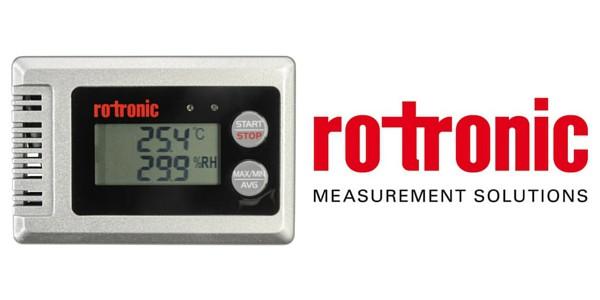 Rotronic Hygolog HL-1D Data Logger