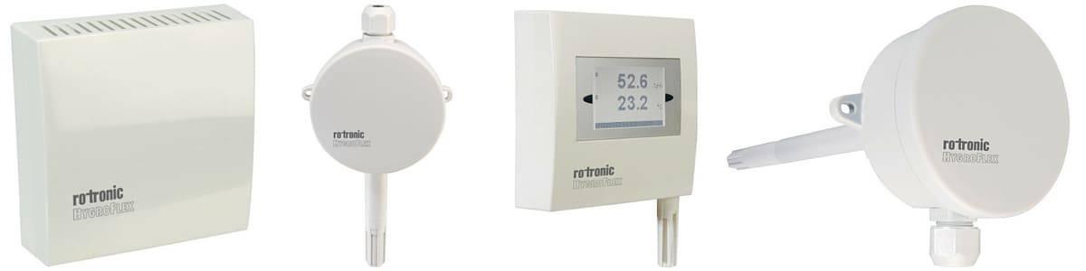 Rotronic Hygroflex3 HF3 Humidity & Temperature Measurement HVAC Transmitter Components
