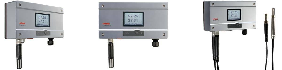 Rotronic Hygroflex8 HF8 Transmitter