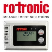 Rotronic Hygrolog TL-1D Temperature Measurement Datalogger