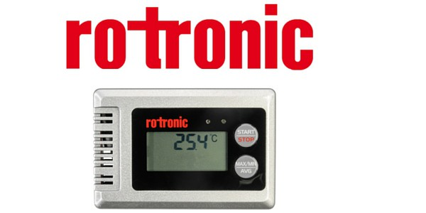 Temperature Measurement - Rotronic Instruments