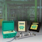 Hazardous Area Flowmeters for Liquids (Portable) – FLEXIM FLUXUS Ultrasonic Flow Meters