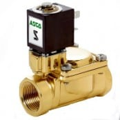 ASCO 238 Solenoid Valves – General Service Solenoid Valve (Air, Inert Gas, Water & Light Oil)