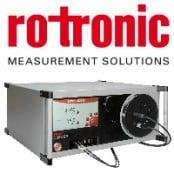 Rotronic HygroGen2 HG2S Humidity & Temperature Generator