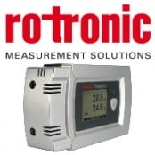 Rotronic Hygrolog HL-20 Humidity & Temperature Measurement Data Logger (Portable)
