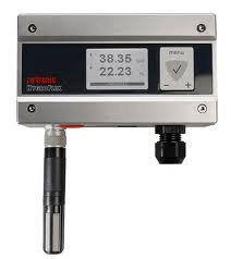 Rotronic HygroFlex5 Temperature & Humidity Moisture Transmitter