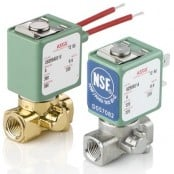 ASCO 256 Solenoid Valves – Oil/Gas Subminiature Shut-Off Valve (2 Way)