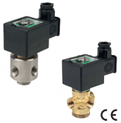 ASCO Solenoid Valves – 3/2 Way Direct Operated Pilot Valves